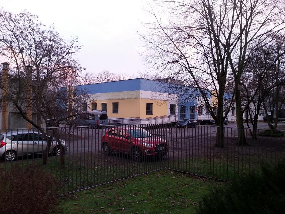 Warsztat Terapii Zajęciowej, ulica Jana Pawła II 68